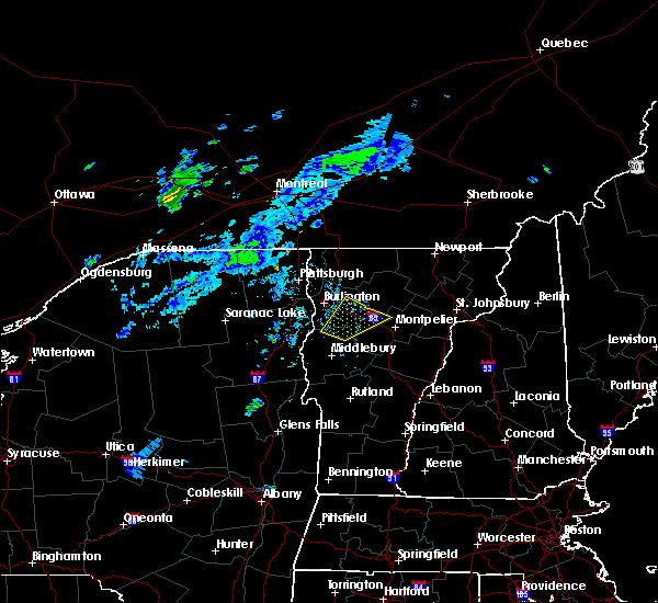Radar Image for Severe Thunderstorms near Hinesburg, VT at 8/3/2015 2:18 PM EDT