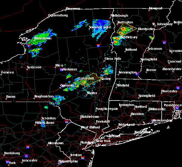 Radar Image for Severe Thunderstorms near Rotterdam, NY at 8/3/2015 2:30 PM EDT