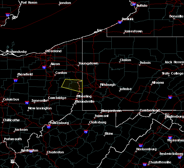 Radar Image for Severe Thunderstorms near Clairton, PA at 8/3/2015 4:25 PM EDT