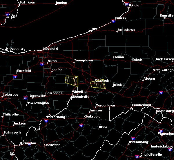Radar Image for Severe Thunderstorms near Clairton, PA at 8/3/2015 4:44 PM EDT