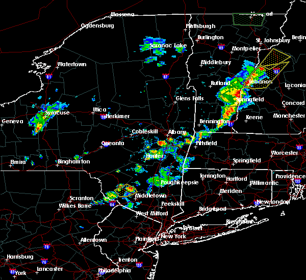 Radar Image for Severe Thunderstorms near Brattleboro, VT at 8/3/2015 5:11 PM EDT