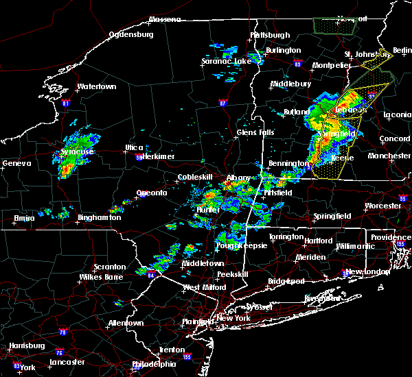 Radar Image for Severe Thunderstorms near Brattleboro, VT at 8/3/2015 5:32 PM EDT
