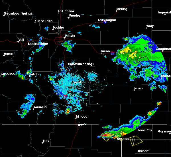 Radar Image for Severe Thunderstorms near Grenville, NM at 8/3/2015 5:59 PM MDT