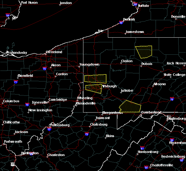 Radar Image for Severe Thunderstorms near Baldwin, PA at 8/3/2015 8:07 PM EDT