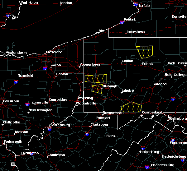 Radar Image for Severe Thunderstorms near Wellersburg, PA at 8/3/2015 8:08 PM EDT