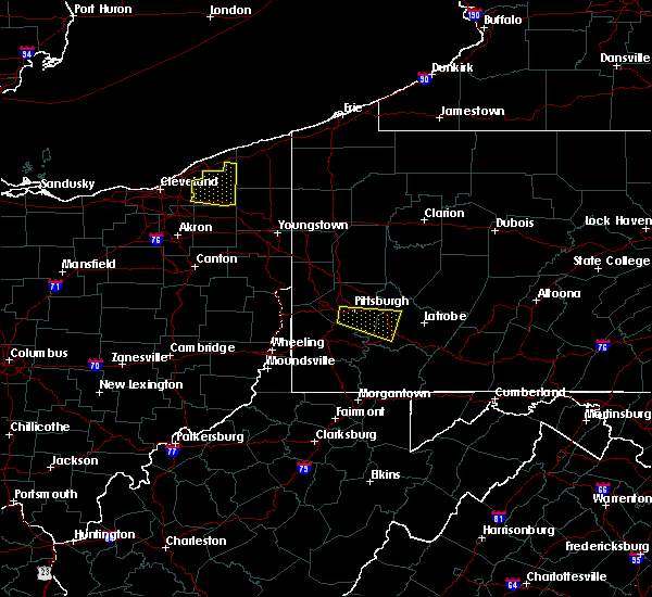 Radar Image for Severe Thunderstorms near Lincoln, PA at 8/3/2015 8:57 PM EDT
