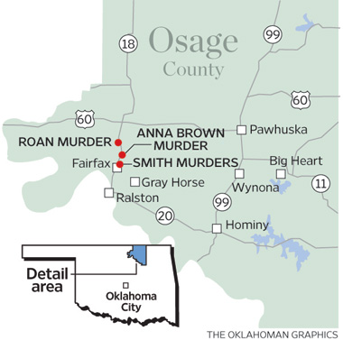 Ndepth Greed Collusion Lead To Osage Murders News Ok