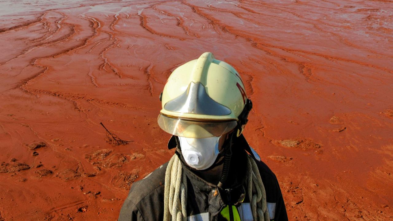 Red mud utilisation