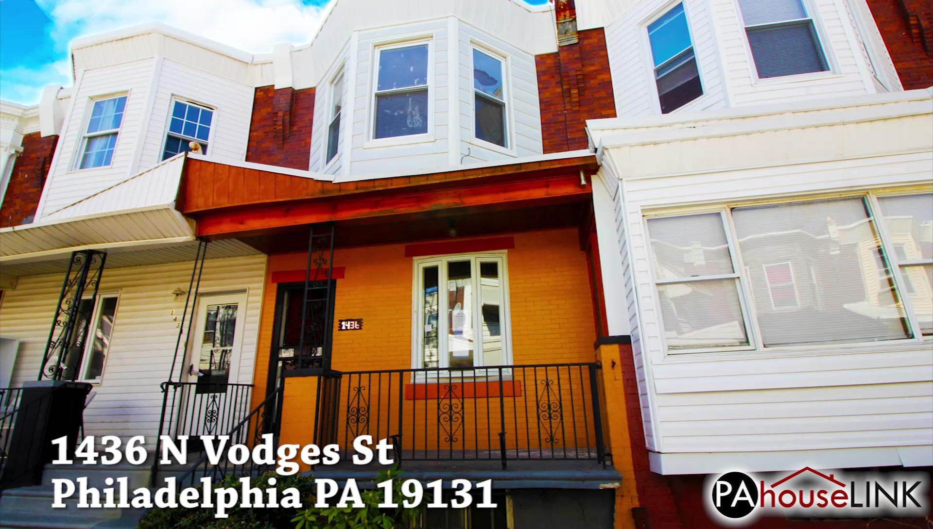 1436 N Vodges St Philadelphia PA 19131 | Foreclosure Properties Philadelphia PA 19131
