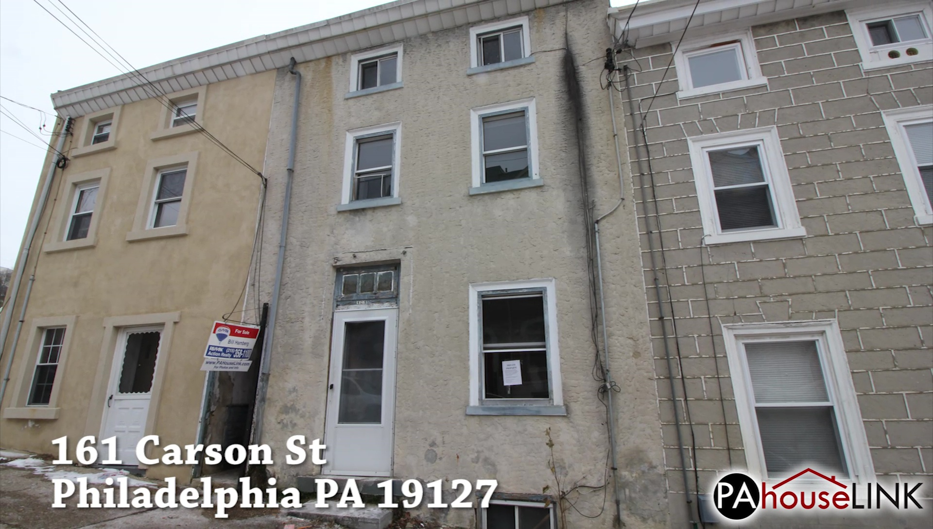 161 Carson St Philadelphia PA 19127 | Coming Soon Foreclosure Properties Philadelphia PA 19127