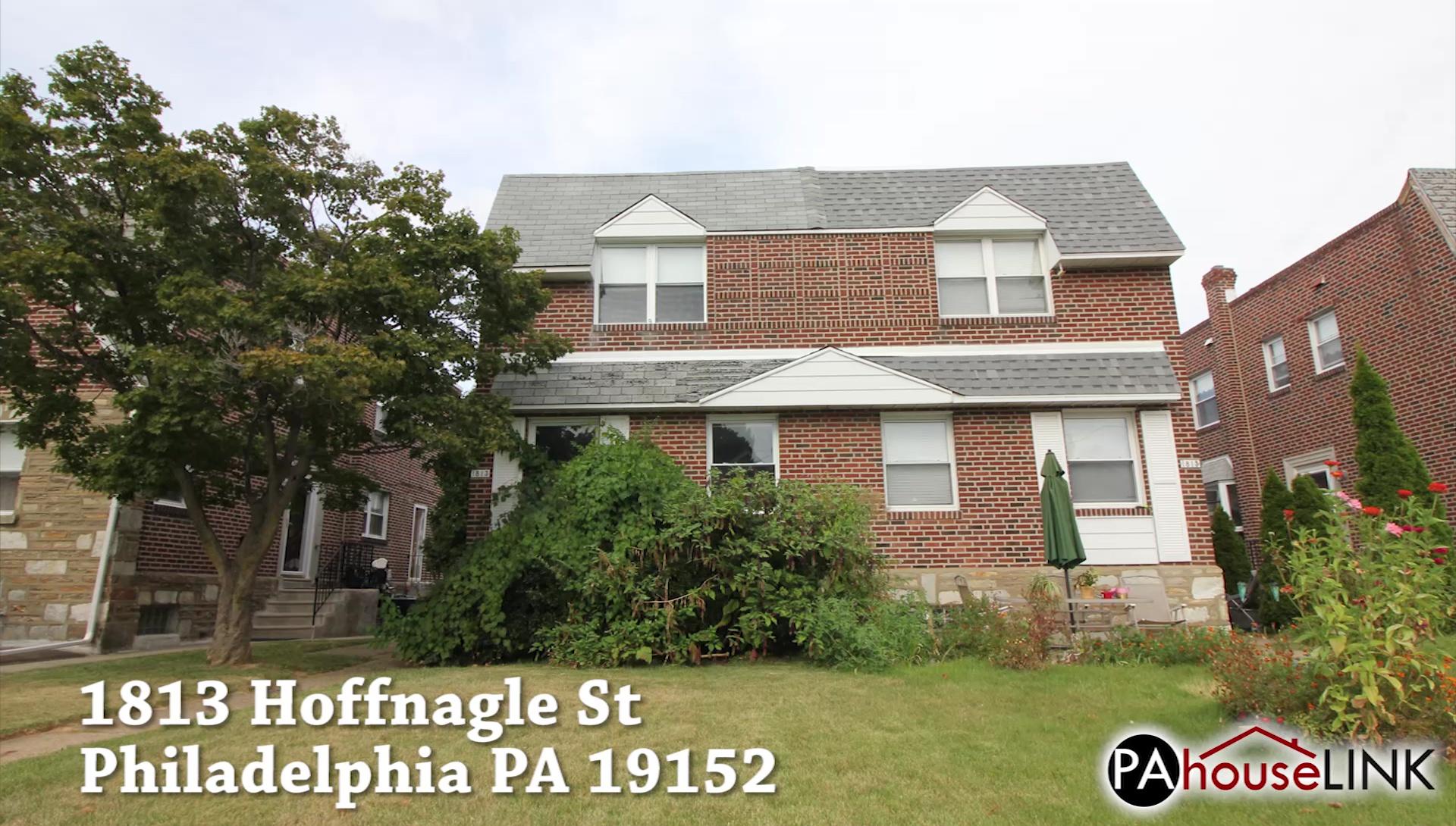 1813 Hoffnagle St Philadelphia PA 19152 | Coming Soon Foreclosure Properties Philadelphia PA 19152