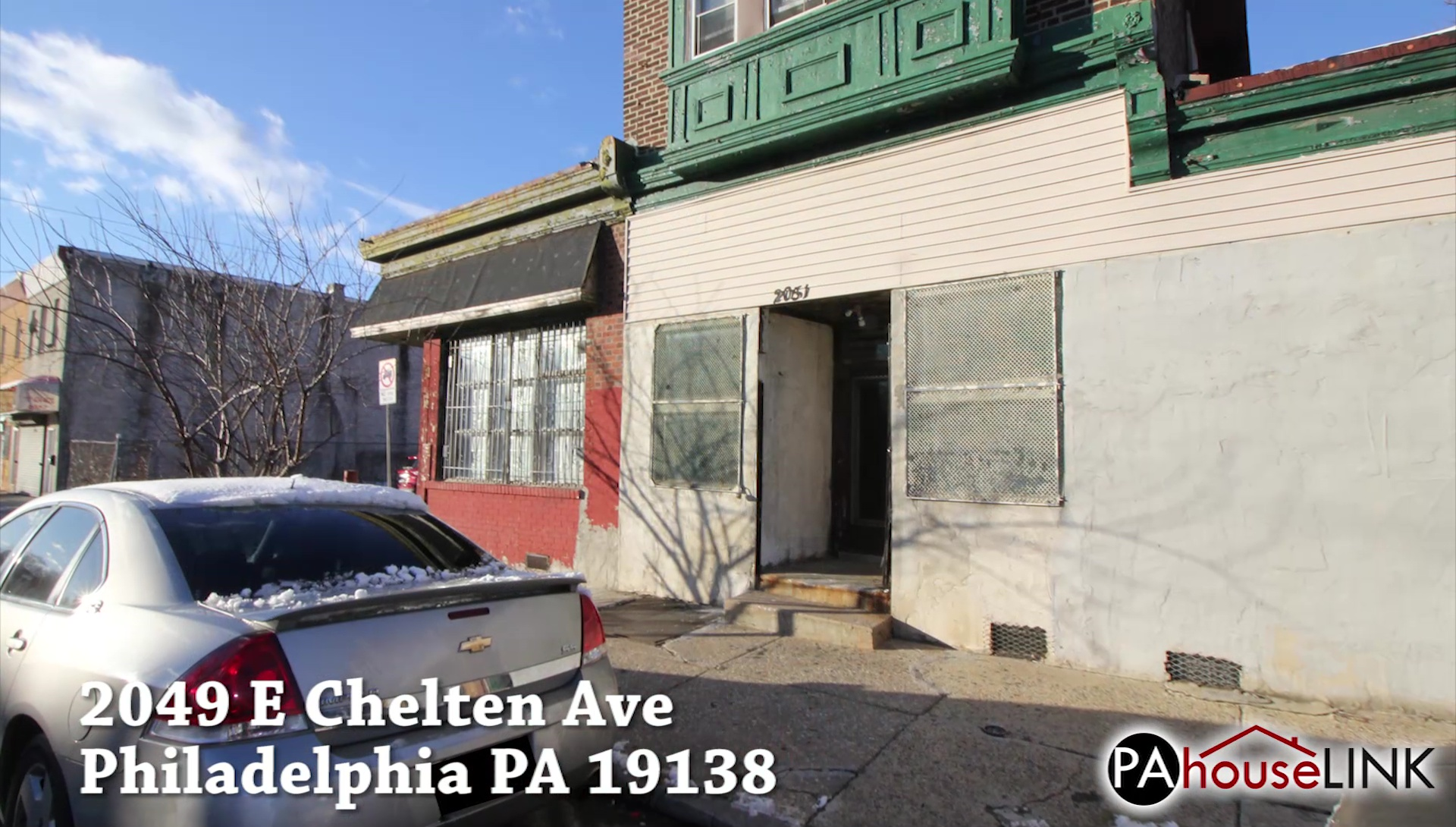 2049 E Chelten Ave Philadelphia PA 19138 | Coming Soon Foreclosure Properties Philadelphia PA 19138