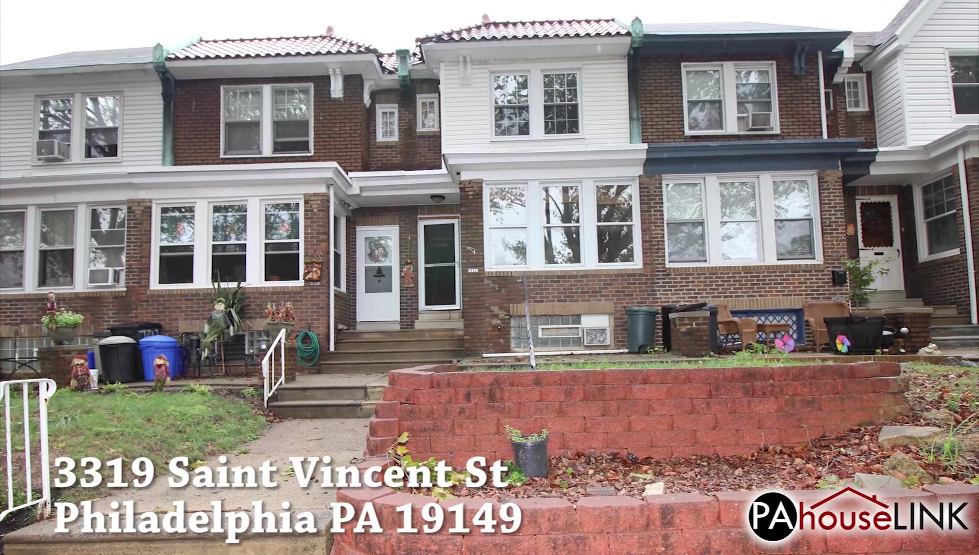 3319 Saint Vincent St Philadelphia PA 19149 | Coming Soon Foreclosure Properties Philadelphia PA 19149