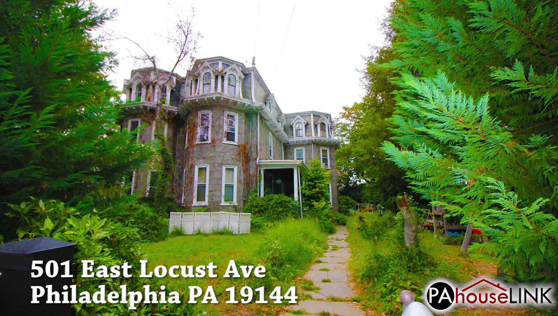 501 E Locust Ave Philadelphia PA 19144 | Coming Soon Foreclosure Properties Philadelphia PA 19144
