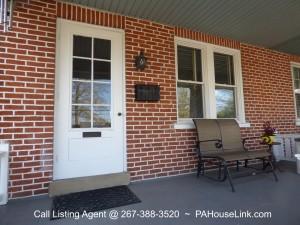 510 W Park Ave - Porch