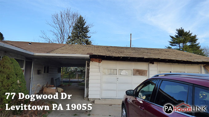 77 Dogwood Dr Levittown PA 19055 | Foreclosure Properties Levittown PA 19055