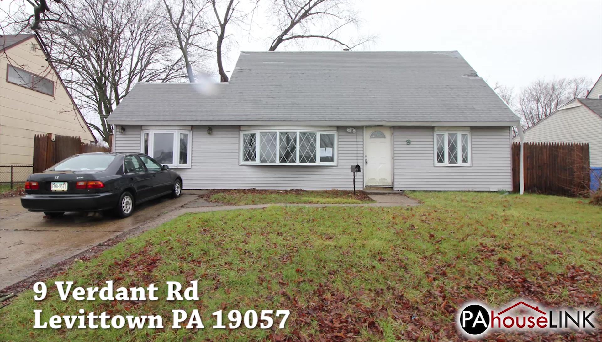 9 Verdant Rd Levittown PA 19057 | Foreclosure Properties Levittown PA 19057