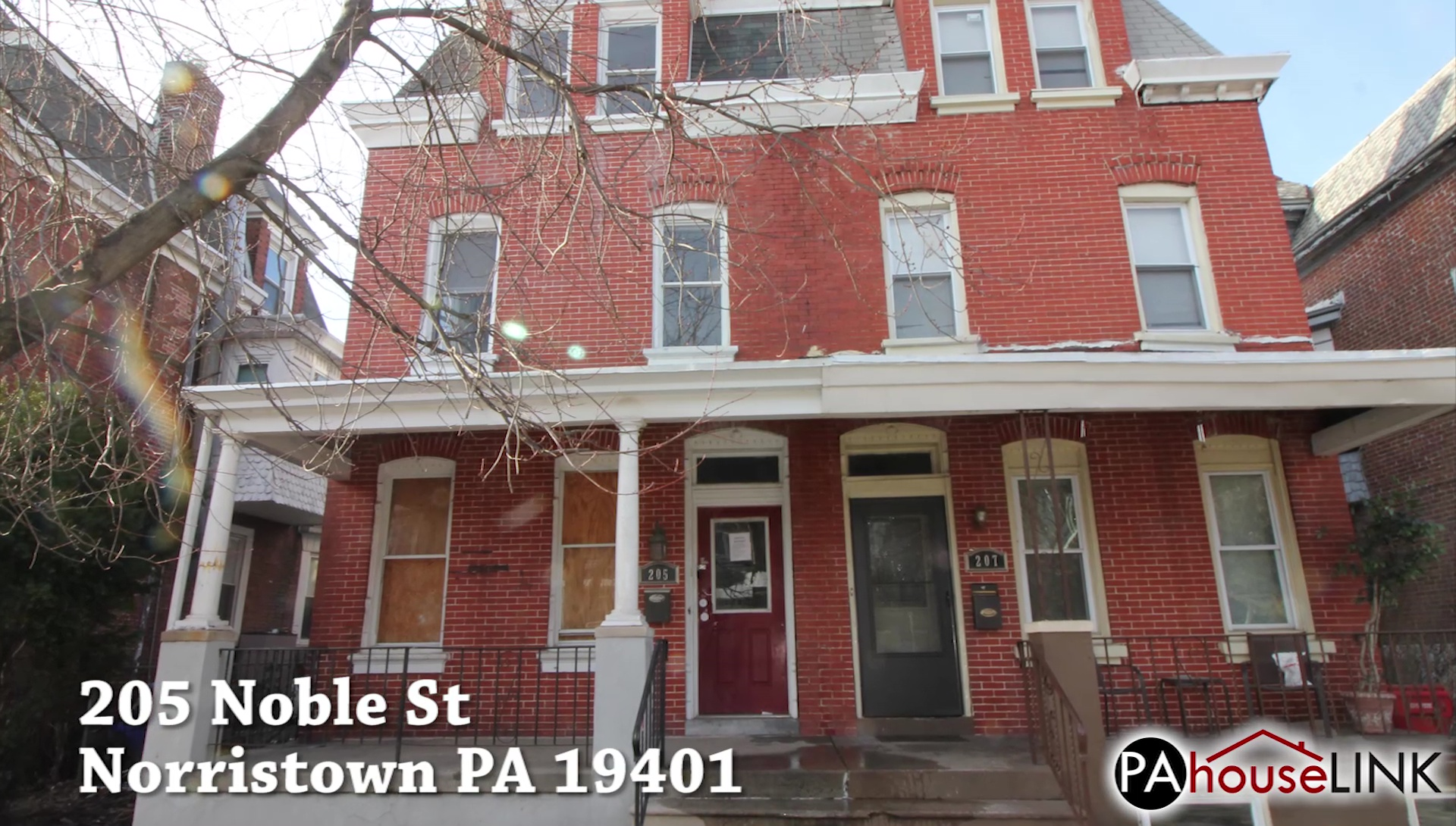 205 Noble St Norristown PA 19401 | Coming Soon Foreclosure Properties Norristown PA 19401