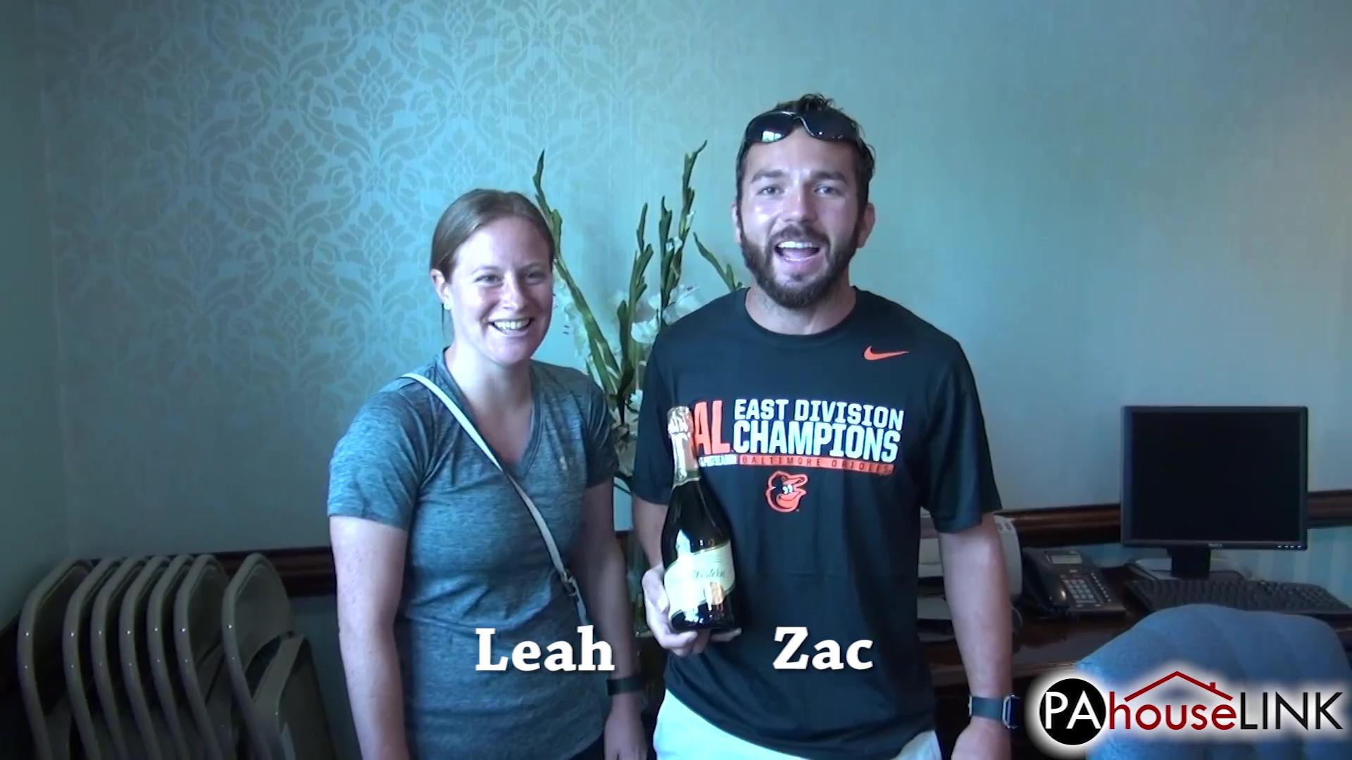 Zac & Leah Testimonial | Foreclosure Properties in Abington PA 19001