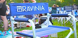 Ravinia | Camping World | chair rental