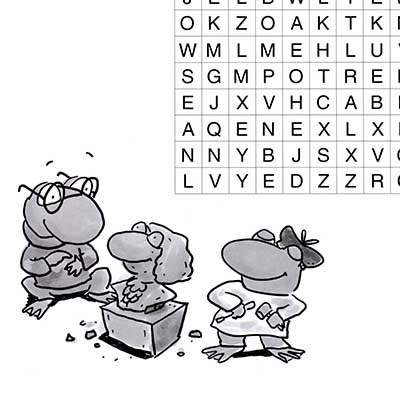Word Search: Composers
