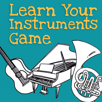 Instruments Game