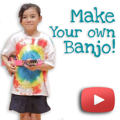 Make a Banjo video