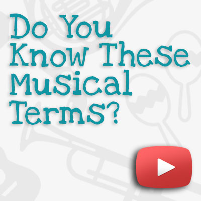 Musical Terms video