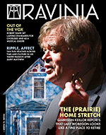 Ravinia Magazine 2016 Issue 1