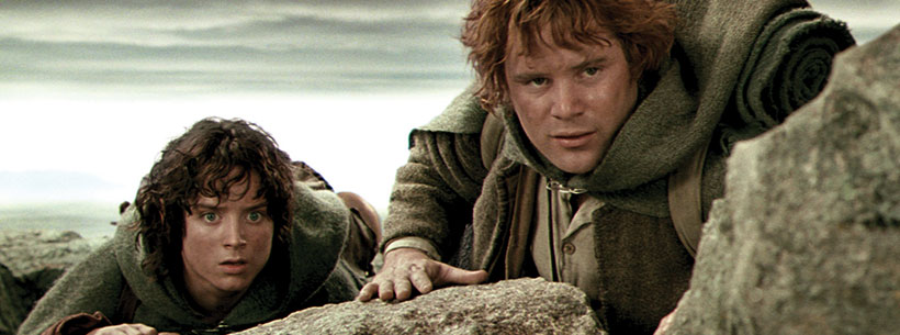 Lord of the Rings: Frodo and Sam