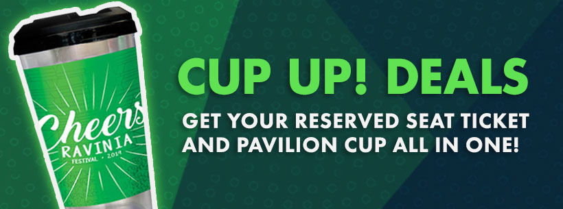 cup up promo header