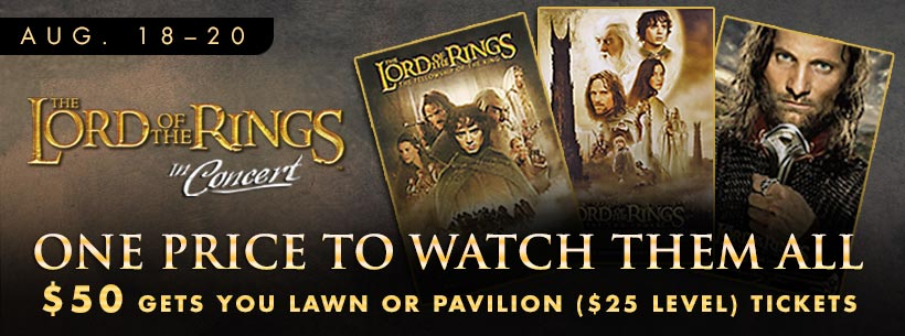Lord of the Rings deal