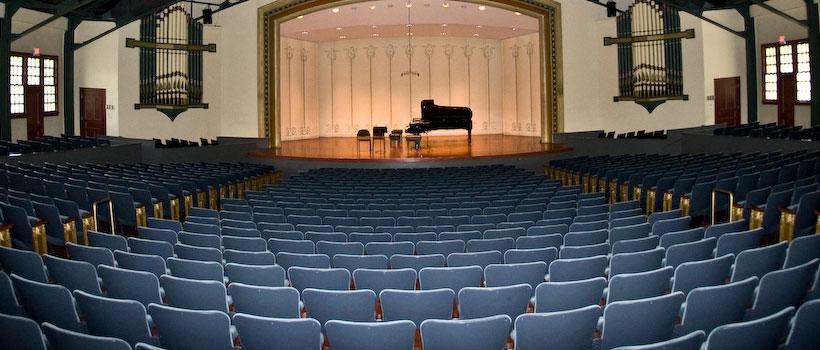 Ravinia festival official site venue seating plans