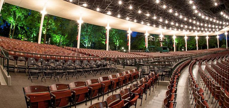 Ravinia festival official site venues pavilion