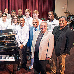 Ravinia Jazz Mentors and Scholars