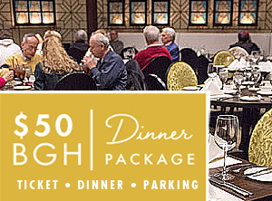 BGH Dining Package