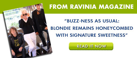 Ravinia's Backstage Blog
