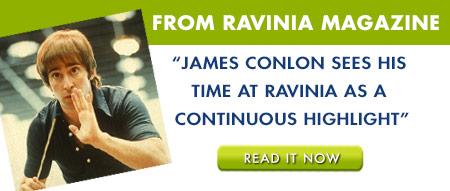 James Conlon Ravinia Magazine