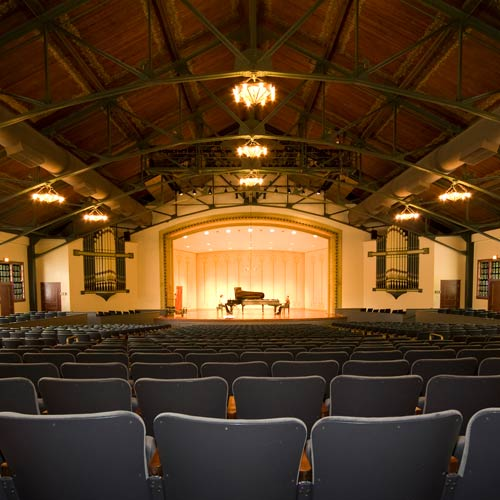Ravinia Festival Official Site Venue Martin Theatre