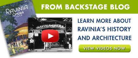 See more videos about the history and architecture of Ravinia