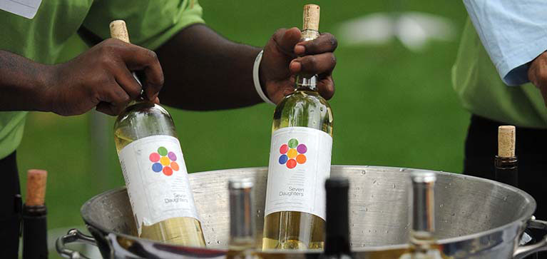 lawn events wine
