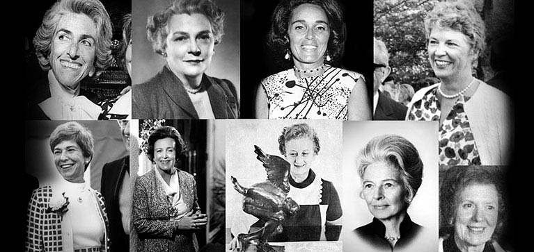 Women's Board Founding Members