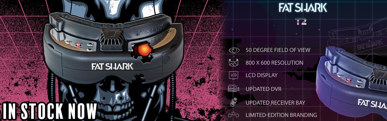 FatShark T2 Terminator Goggles