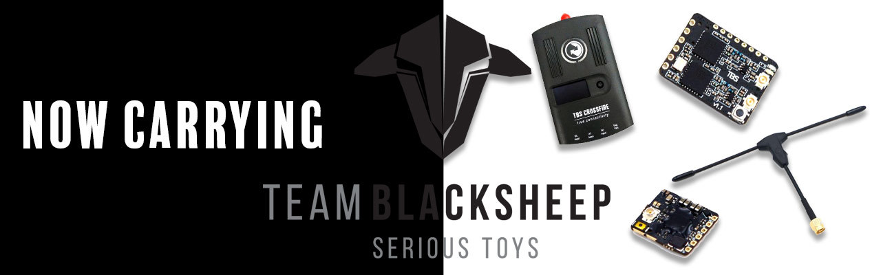 Now carrying Team BlackSheep