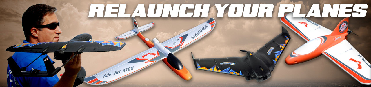 Relaunch Your Planes