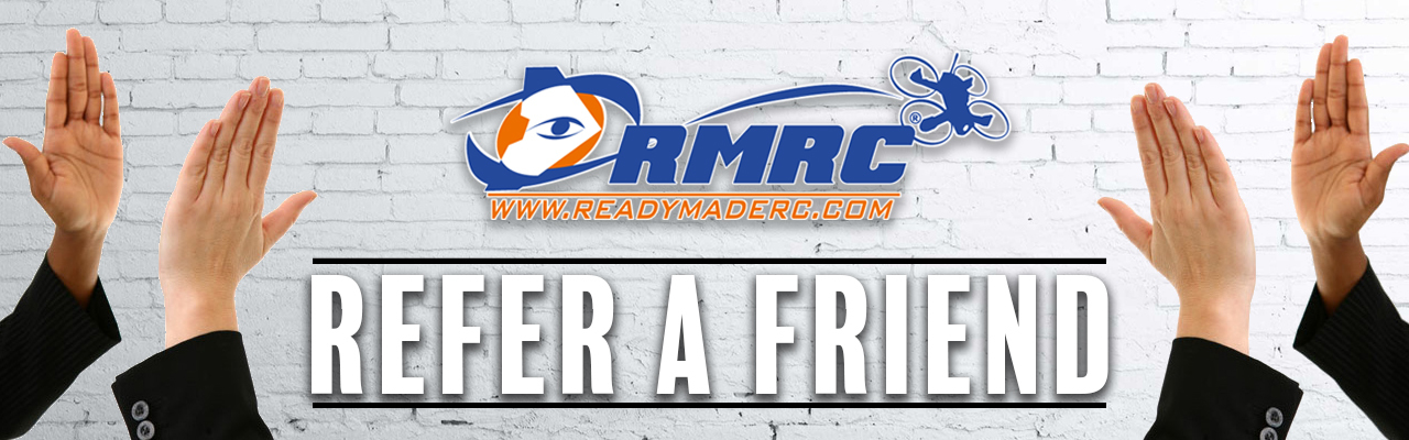 RMRC Refer a Friend Program. We're cooler than those other guys anyway.