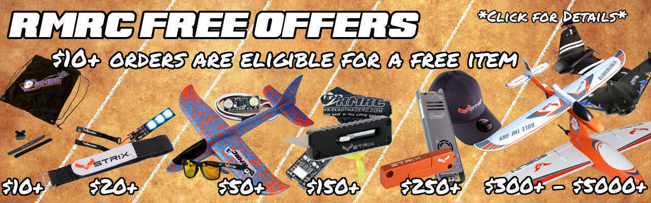 RMRC Free Offers