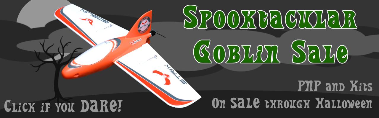 Spooktacular Goblin Sale