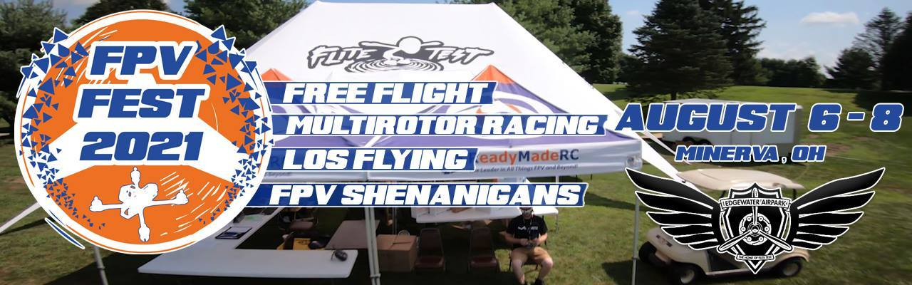 Let's have some fun at FPV Fest 2021!