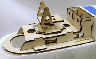 TwinStar FPV Pan/Tilt Pod Kit